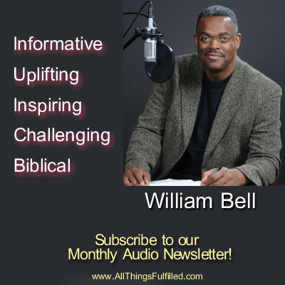AllThingsFulfilled.com Audio Newsletter